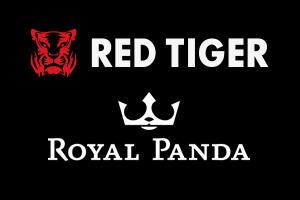 Royal Panda Casino Adds Red Tiger Slots to Its Portfolio