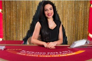 Speed Blackjack Is the Latest Addition to Evolution Live Casino Portfolio