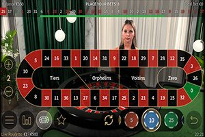 New NetEnt Live Roulette Mobile Interface Enhances Player Experience