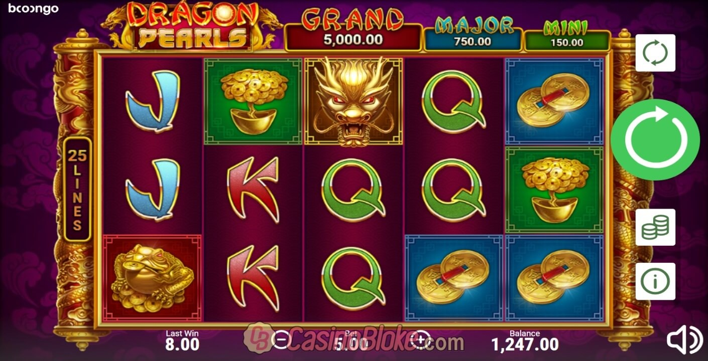 Dec 17, · Play exciting 15 Dragon Pearls Slot Machine Online by Booongo Gaming™ Software for FREE ᗎ with no download or registration.Check 15 Dragon Pearls review and try demo of this casino game now.