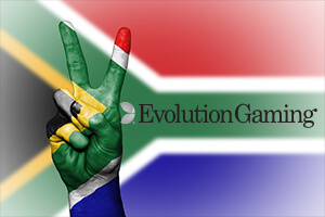 Evolution Gaming Granted WCGRB Licence, Goes Live in South Africa