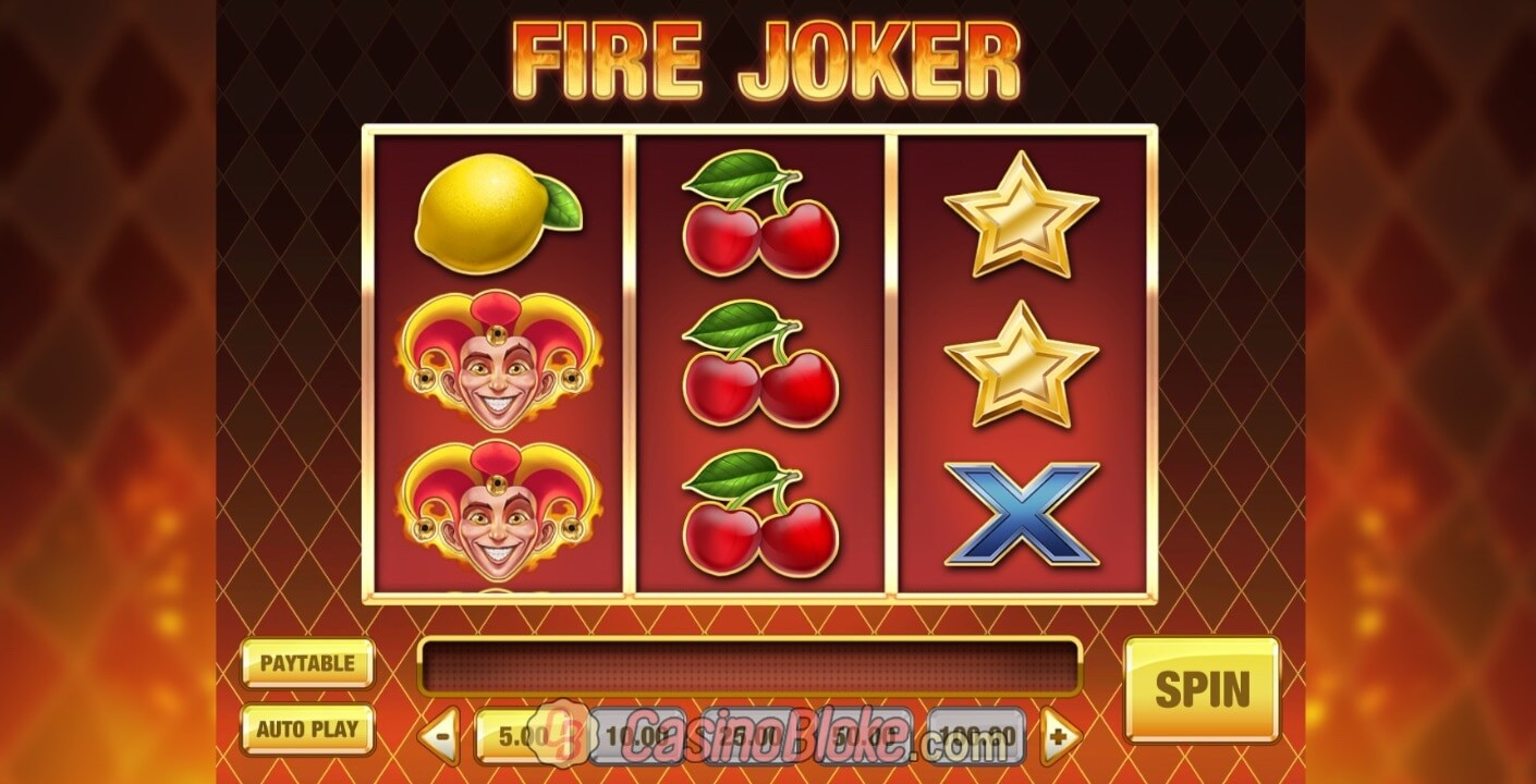 Fire Joker Slot thumbnail - 3