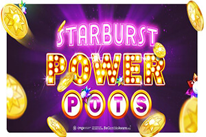 NetEnt to Launch Starburst PowerPots with Community Jackpot Prizes