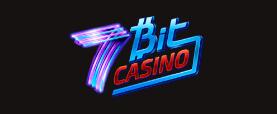 7Bit Casino Logo Horizontal