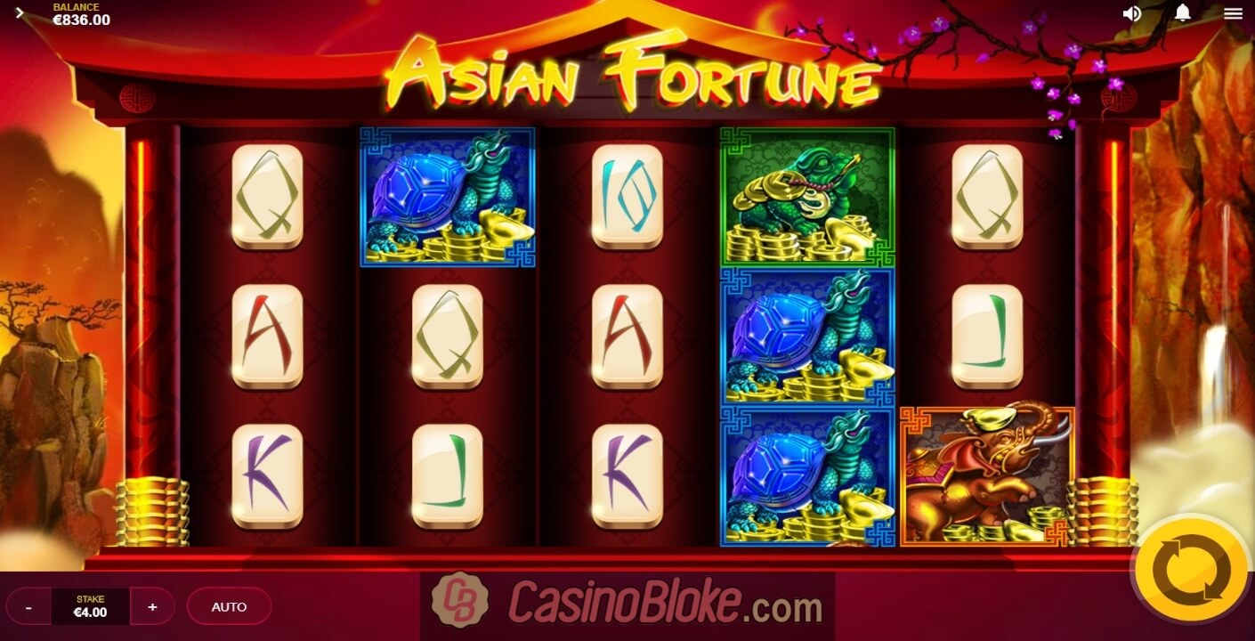 Asian fortune slot machine online red tiger gaming 777 horse secrets