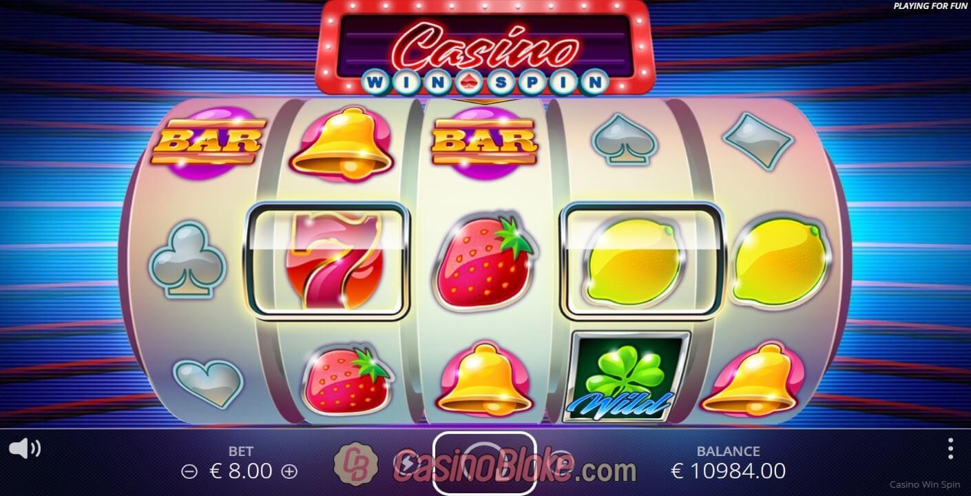 Casino Win Spin Slot Machine