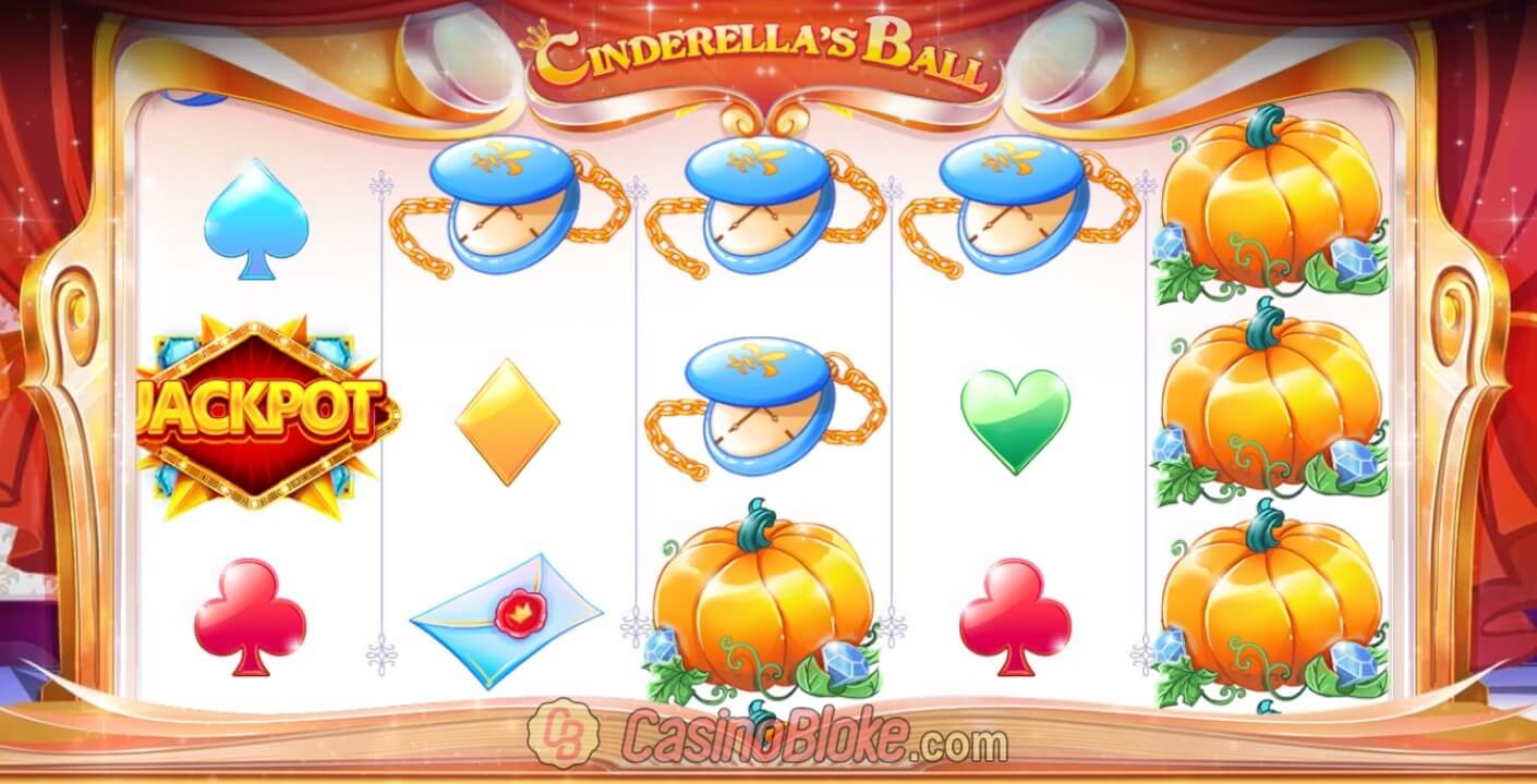Official cinderellas ball red tiger casino slots high video
