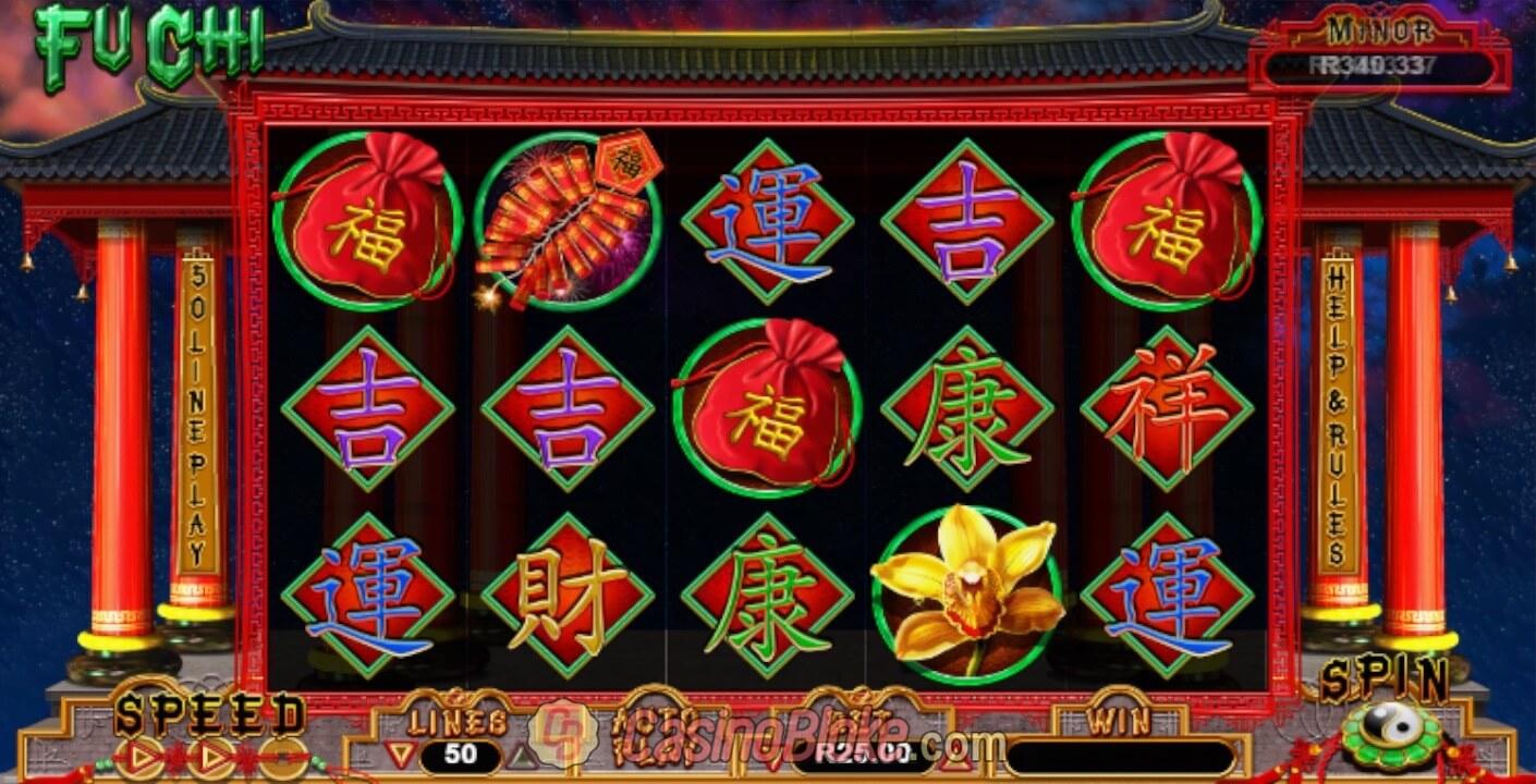 Fu Chi Random Progressive Slot