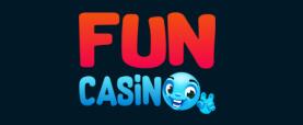 Fun Casino Logo Horizontal