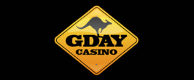 Gday Casino Logo Horizontal