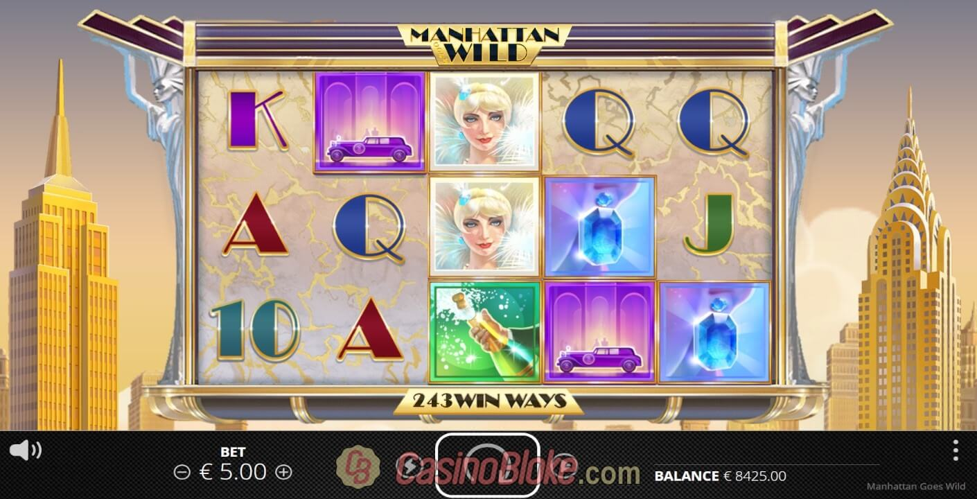 Manhattan Goes Wild Slot thumbnail - 0