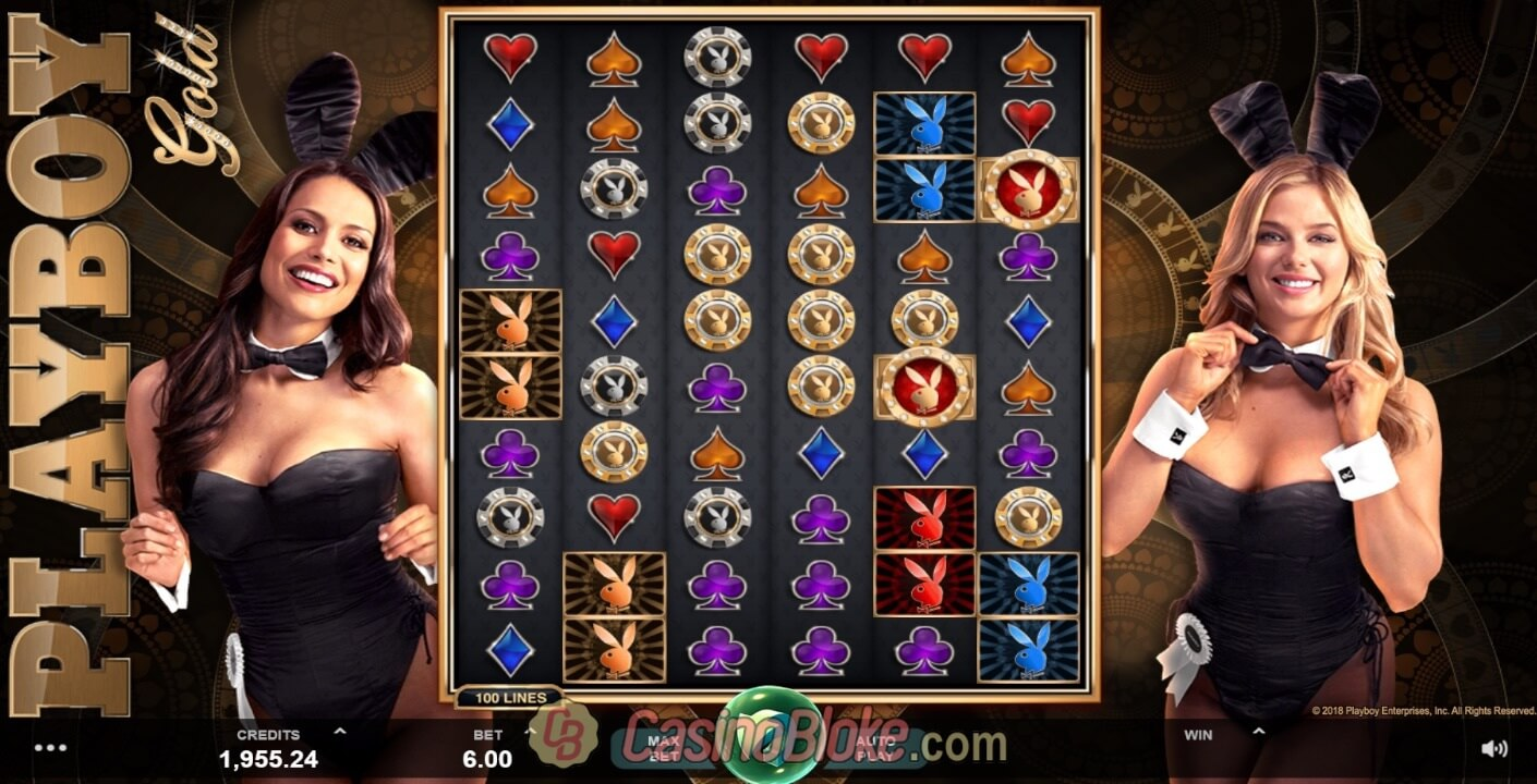Playboy Slot Review