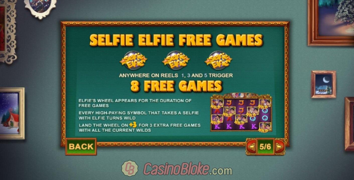 Playtech Releases New Selfie Elfie Slot For Xmas