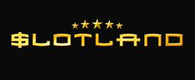Slotland Casino Logo Horizontal
