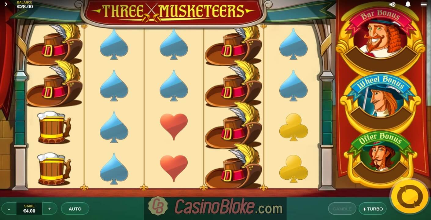 Magic red free spins