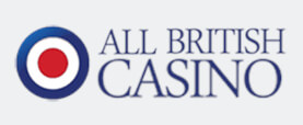 All British Casino Logo Horizontal