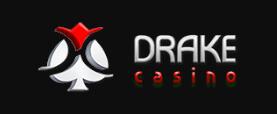 Drake Casino Logo Horizontal