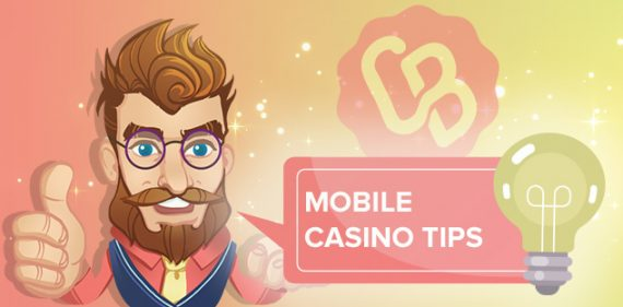 Best Tips for Mobile & Tablet Casinos