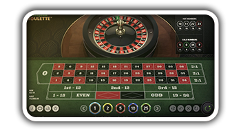 European Roulette from NetEnt