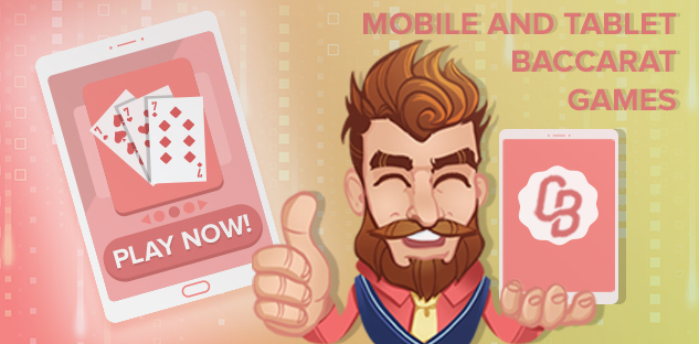 Mobile Baccarat for Real Money