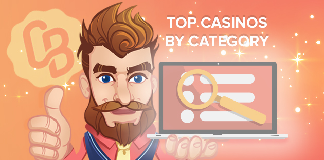 Best Casino Sites by Category