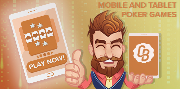 Mobile Poker Games