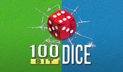100 Bit Dice Logo Big