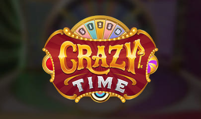 Crazy Time Logo Big
