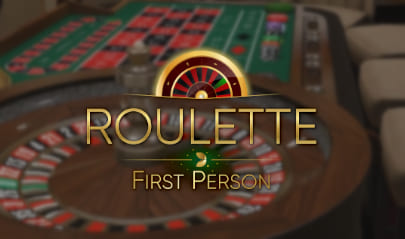 First Person Roulette Logo Big
