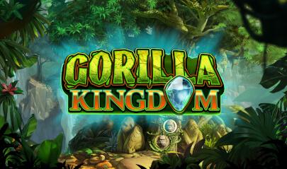 Gorilla Kingdom Logo Big