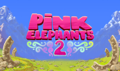 Pink Elephants 2 Logo Big