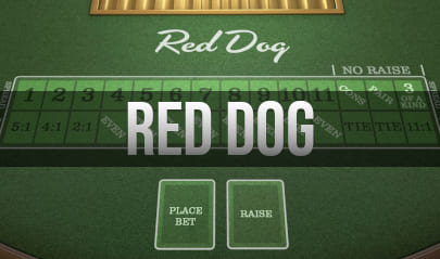 Red Dog Logo Big