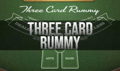 Three Card Rummy Logo Big
