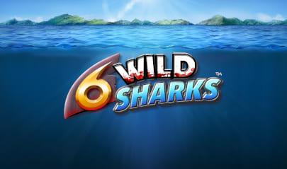 6 Wild Sharks Logo Big