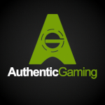 Authentic Gaming Logo Square
