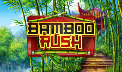 Bamboo Rush Logo Big
