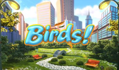 Birds! Logo Big