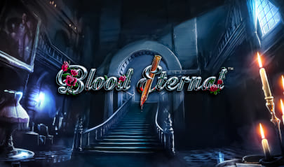 Blood Eternal Logo Big