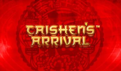 Caishen's Arrival Logo Big