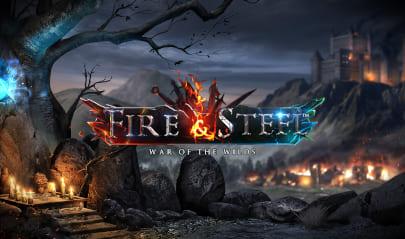 Fire & Steel Logo Big