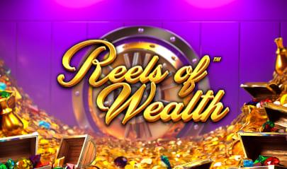 Reels of Wealth Logo Big