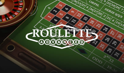 Roulette Advanced Logo Big