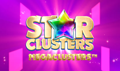 Star Clusters Megaclusters Logo Big