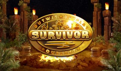 Survivor Megaways Logo Big
