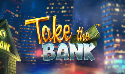 Take The Bank Logo Big