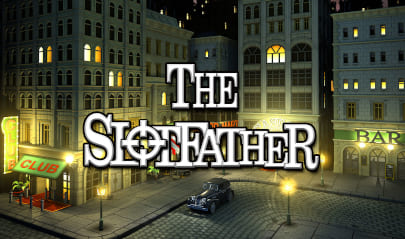 The Slotfather Logo Big