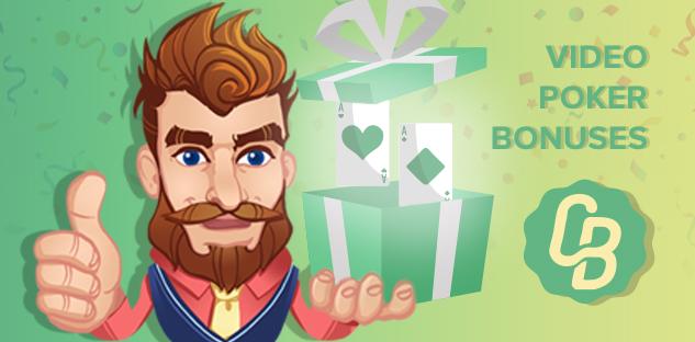 Best Bonus Offers for Playing Online Video Poker