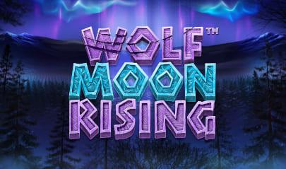 Wolf Moon Rising Logo Big