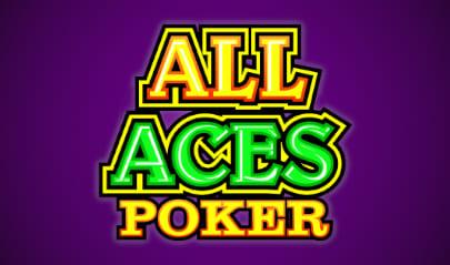 All Aces Poker Logo Big