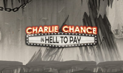 Charlie Chance in Hell to Pay Logo Big